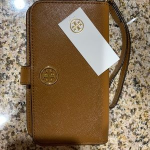 Tory Burch Cell Phone wristlet / wallet